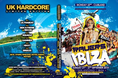 IBIZA 14   22.09.14 - CLUBLAND