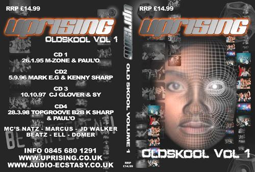 Uprising Oldskool Volume 1 (SQ5)