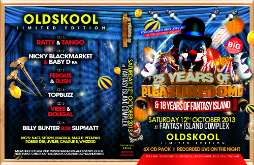 Pleasuredome-12.10.2013-25th-Birthday-Oldskool-CD6