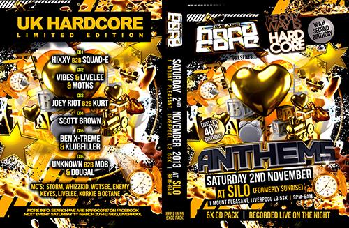 TOWIH   02.11.13 - WAH v TOWIH  v Hard as F**K - High Rollers