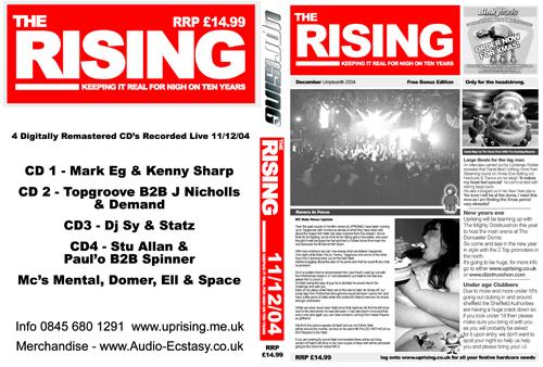 Uprising 11-12-2004 (SQ5) CD4