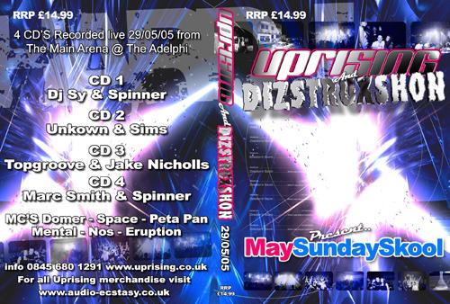 Uprising 29-05-2005 (SQ5) CD4
