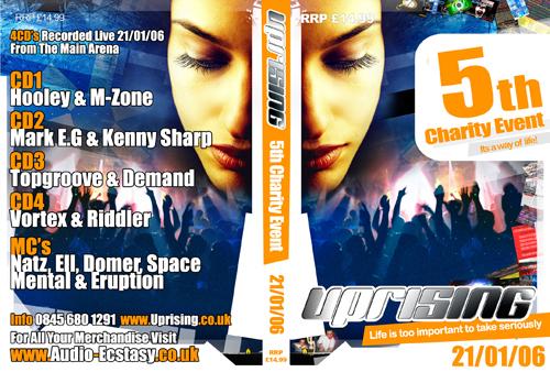 Uprising 21-01-2006 (SQ5) CD4