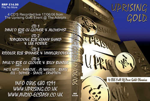 Uprising 17-06-2006 (SQ5) CD4