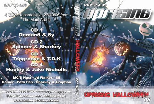 Uprising 27-10-2006 (SQ5) CD4