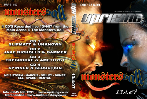 Uprising 13-04-2007 (SQ5) CD4