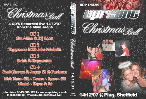 Uprising 14-12-2007 (SQ5) CD4