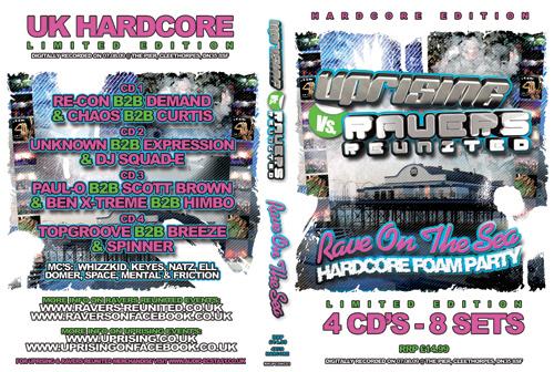Uprising 07-08-2009 (SQ5) Hardcore CD4