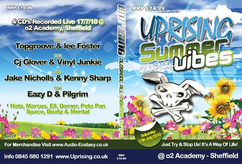 Uprising 17-07-2010 (SQ5) CD4
