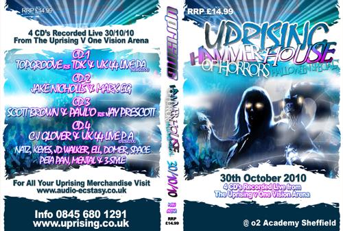 Uprising 30-10-2010 (SQ5) Main Arena CD4
