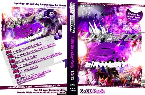 Uprising 01-03-2013 (SQ5) CD6