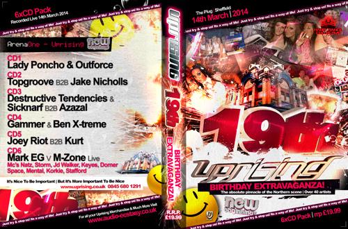 Uprising 14-03-2014 (SQ5) CD6