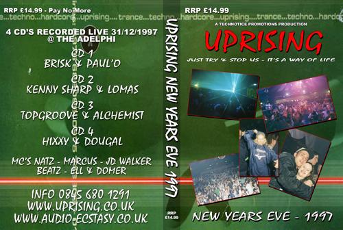 Uprising 31-12-1997 (SQ5) CD4