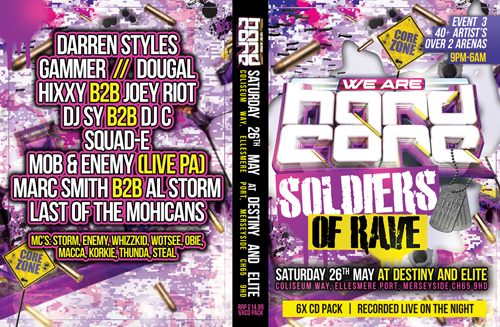 WAH 03   26.05.12 - Soldiers of Rave