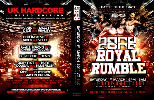 WAH 08   01.03.14 - Royal Rumble