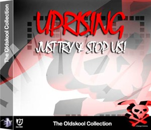 Uprising  21.09.95 - KENNY SHARP / M-ZONE - (SQ5)