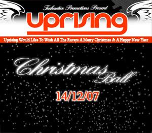 Uprising  14.12.07 - SCOTT BROWN / JONNY EL & FASTTRACK  - (SQ5)