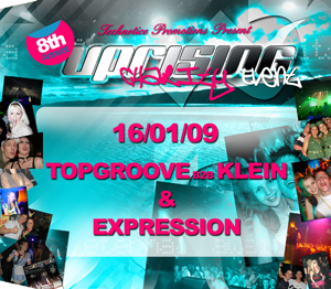Uprising  16.01.09 - KLEIN B2B TOPGROOVE / EXPRESSION  - (SQ5)