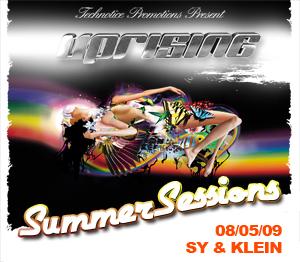 Uprising  08.05.09 - SY / KLEIN  - (SQ5)