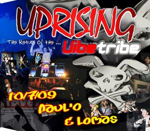 Uprising  10.07.09 - PAUL'O / LOMAS - (SQ5)