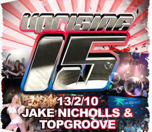 Uprising  13.02.10 - JAKE NICHOLLS / TOPGROOVE  - (SQ5)