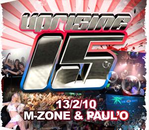 Uprising  13.02.10 - M-ZONE / PAUL'O - (SQ5)
