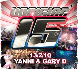 Uprising  13.02.10 - YANNI / GARY D - (SQ5)
