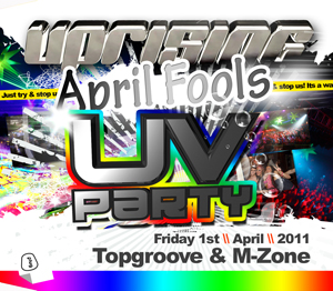 Uprising  01.04.11 - TOPGROOVE / M-ZONE - (SQ5)
