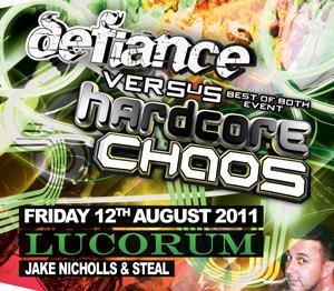 Hardcore Chaos  12.08.11 - JAKE NICHOLLS / JAKE NICHOLLS - (SQ5)