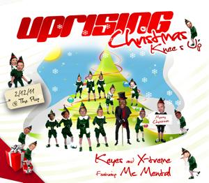 Uprising  02.12.11 - KEYES & BEN X-TREME / KEYES & BEN X-TREME - (SQ5)