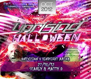Uprising  27.10.12 - SEARLY / MATTY D - (SQ5)