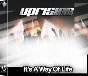 Uprising  06.09.03 - TOPGROOVE / GAZ JAMES  - (SQ5)