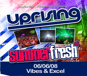 Uprising  06.06.08 - VIBES / EXCEL  - (SQ5)