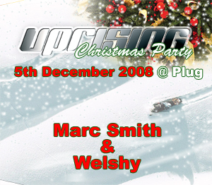 Uprising  05.12.08 - MARC SMITH / WELSH  - (SQ5)