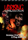 Uprising DVD 31-10-2008 HALLOWEEN ALL-NIGHTER  AT THE PLUG