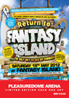 Fantasy Island   19.05.12 - Fantasy Island 12 - PLEASUREDOME (CD 6 pack)