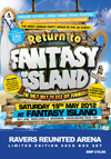 Fantasy Island   19.05.12 - Fantasy Island 12 - RAVERS REUNITED (CD 6 pack)