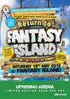 Fantasy Island   19.05.12 - Fantasy Island 12 - UPRISING (CD 6 pack)