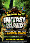 Fantasy Island   18.05.13 - Fantasy Island 13 - HARD AS F**K (CD 6 pack)