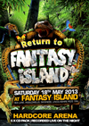 Ravers 31   18.05.13 - Fantasy Island 13 - RAVERS REUNITED (CD 6 pack)
