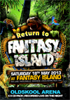 Fantasy Island   18.05.13 - Fantasy Island 13 - UPRISING V PLEASUREDOME (CD 6 pack)