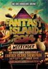 Fantasy Island   16.05.14 - Fantasy Island 14 - WE ARE HARDCORE (CD 6 pack)