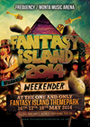 Fantasy Island   17.05.14 - Fantasy Island 14 - FREQUENCY V MONTA MUSIC (CD 6 pack)