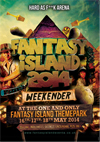 Fantasy Island   17.05.14 - Fantasy Island 14 - HARD AS F**K (CD 6 pack)