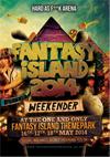 Fantasy Island   17.05.14 - Fantasy Island 14 - HARD AS F**K (CD 6 pack)
