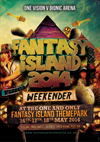 Fantasy Island   17.05.14 - Fantasy Island 14 - ONE VISION V BIONIC (CD 6 pack)