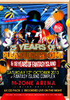 Pleasuredome   12.10.2013 - 25th Birthday M-ZONE - CD6
