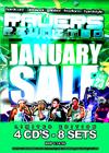 Ravers 23   21.01.12 - January Sale - Hardcore CD4 Pack