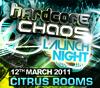 Hardcore Chaos  12.03.11 - HYPERFORCE B2B WIGGI / KEV INSTINCT - (SQ5)