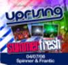 Uprising  04.07.08 - SPINNER / FRANTIC  - (SQ5)